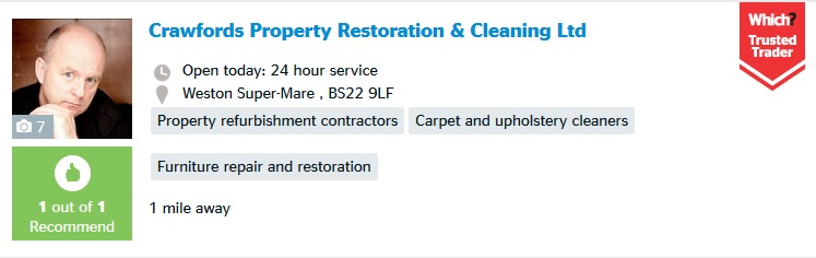 Which Trusted Trader Carpet Cleaning Rugs Carpets Cleaned Weston super Mare Bristol Somerset Domestic Commercial Landlord Services