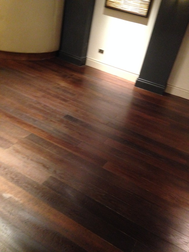 Wooden Floor Polishing Cleaning 2016 Hotel CrawfordsPRC - 2