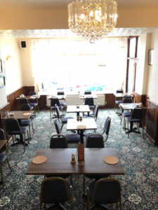 Bed breakfast hotel seafront weston super mare Bar Room Carpets 2016