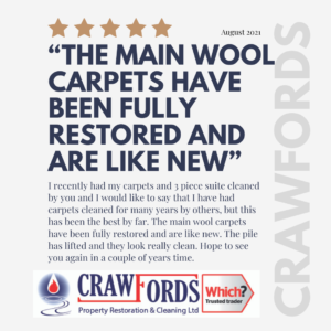 Pubs Carpet Cleaning Weston super Mare Carpets Cleaned Rugs Upholstery Sofas Settee Review Testimonial Crawfords